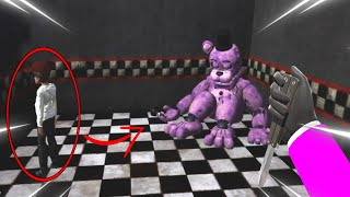 METO NIÑOS DENTRO DE PURPLE SHADOW FREDDY Y NUEVA HABILIDAD EPICO 😱 | FNAF The Killer in Purple