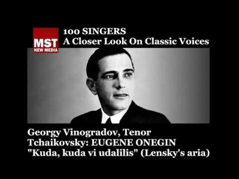 100 Singers - GEORGY VINOGRADOV