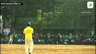 Best Catch in Tennis Ball Cricket by Omkar Desai