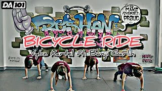 DA101 | BICYCLE RIDE | High Intensity  Dance Fitness