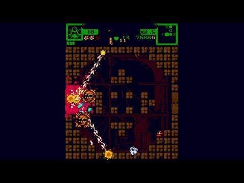 Monolith (PC) - All floors (True Final Boss + Ending)