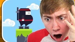 SPRING NINJA (iPhone Gameplay Video)