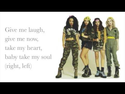 Stereo Soldier - Little Mix Lyrics + Pictures