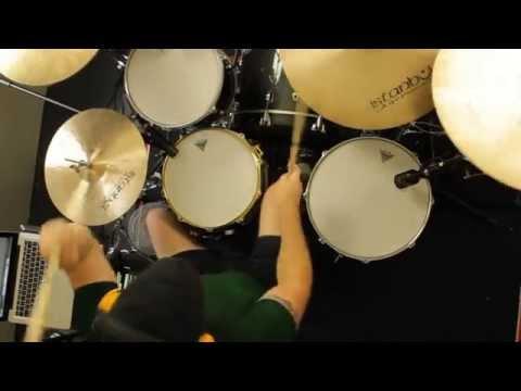 No Longer Slaves - Drum Cover