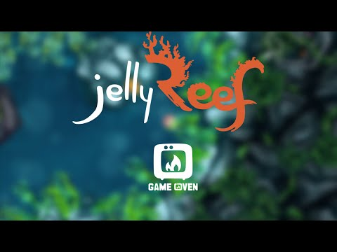 Jelly Reef Gameplay Trailer