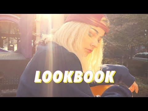 LOOKBOOK // 3 CAPS 3 LOOKS