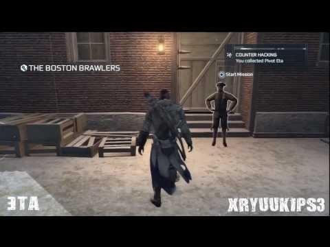 Assassins Creed 3 Pivot Locations