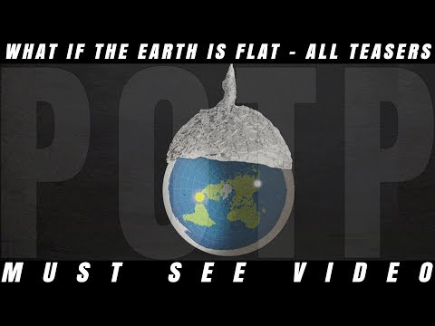 What if the Earth is Flat? - Documentary by Jake Grant thumbnail
