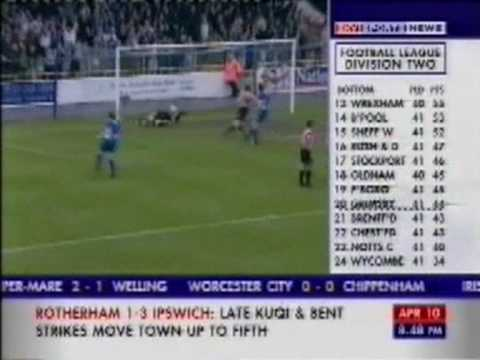 Chester City 3-2 Exeter City (2004)