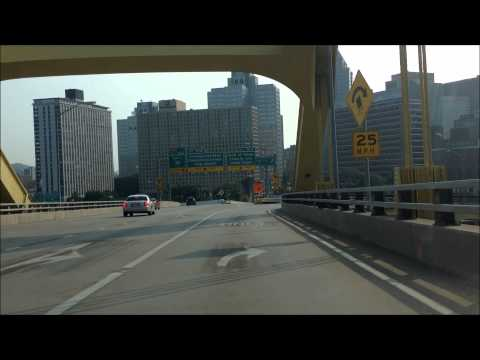 Road Trip from Ohio, West Virginia and Pittsburgh, Pennsylvania
