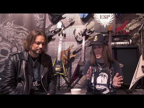 Interview Alexi Laiho (Children Of Bodom) by Voron - 2017-10