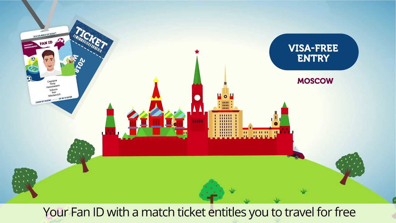 How To Get Fan Id For Fifa World Cup  In Russia