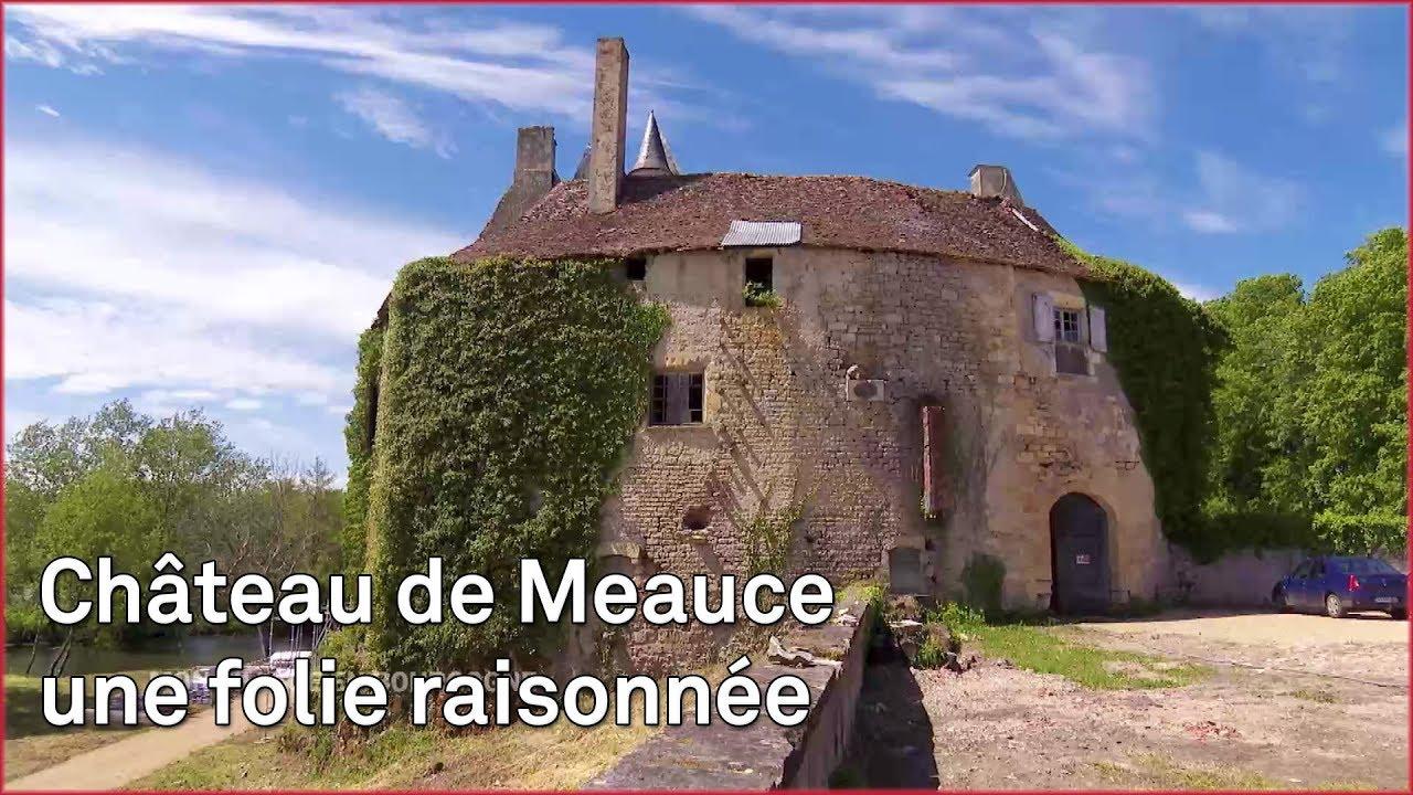 Ch U00e2teau De Meauce  Une Folie Raisonn U00e9e