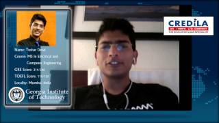 USA F1 Student Visa Interview Tips by Georgia Tech student(Credila Education Loans: Click here to apply now. : http://credila.com/apply_for_loan_youtube.html Tips For Visa Interview: Tushar Desai, A Georgia tech ..., 2014-05-26T05:35:35.000Z)