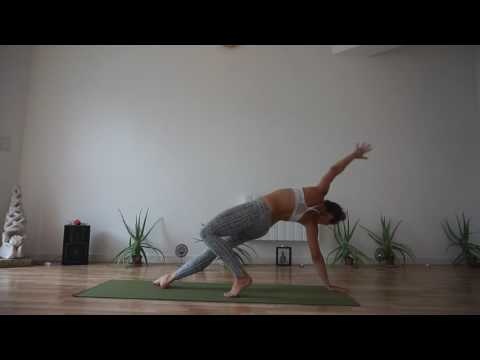 primal flow yoga