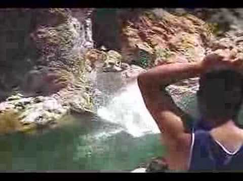 Cliff Jumping Accident