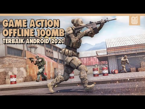 5 Game Android Offline Action 100MB Terbaik 2020