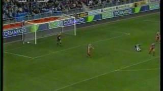 Molde - Brann 1999 (straffe-situasjon 67 min)