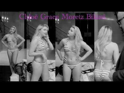 Chloë Grace Moretz s Us Her New Bikini