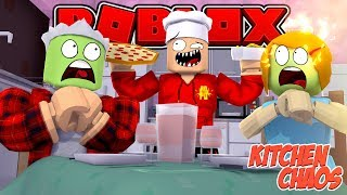 ROBLOX - KITCHEN CHAOS, POISONING MY CUSTOMERS!!