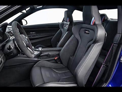 Elegant 2018 BMW M4 CS Interior