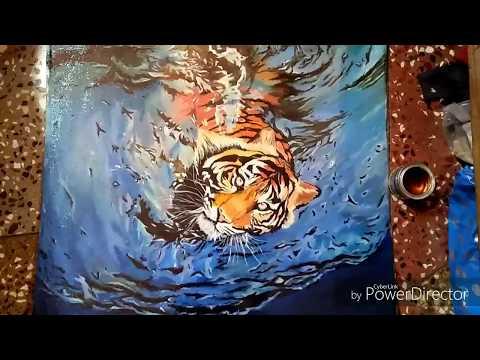 oil painting varnish tutorial for bigners