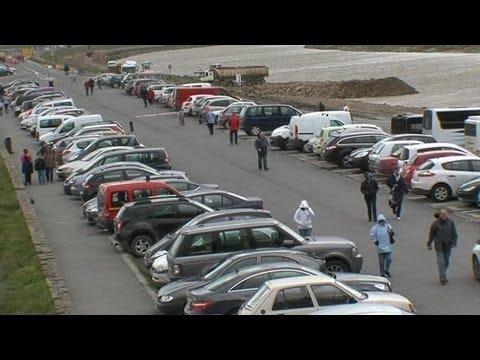 la fermeture du parking situé au pied du mont michel crée la