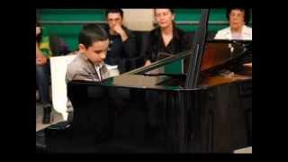Theodor Alexandru Rădulescu -- MICUL PRELUDIU în do minor de J S Bach