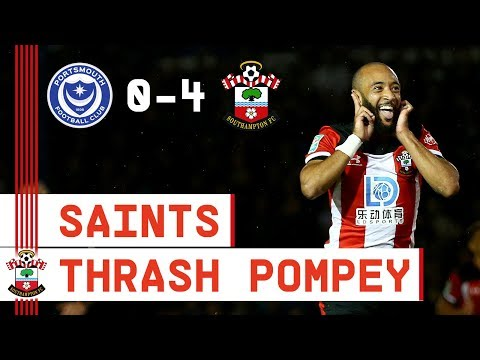FULL HIGHLIGHTS | Portsmouth 0-4 Southampton
