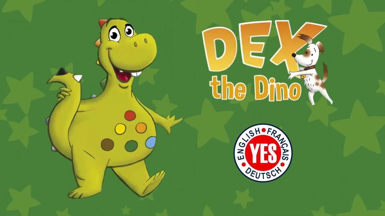 Летняя программа Dex the dino