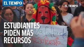 Marcha estudiantil 'zombie' el 31 de octubre | EL TIEMPO