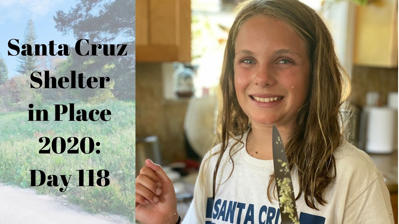 Santa Cruz Shelter in Place 2020: Day 118