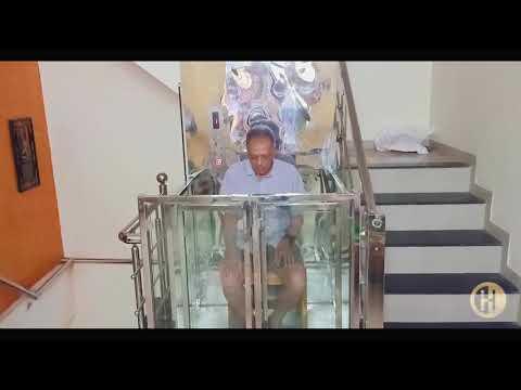 Compact Hydraulic Home Lift | Hydrotronics Indutries