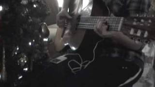 Christmases when you were mine by Taylor Swift (guitar cover)