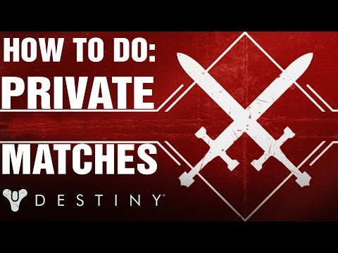 more matchmaking in destiny