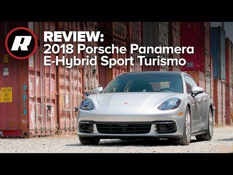 2018 Porsche Panamera E-Hybrid Sport Turismo Review