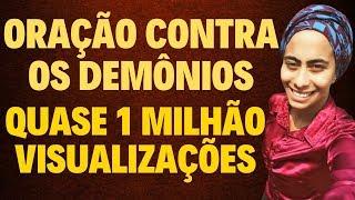 🔴ORAÇÃO CONTRA OS DEMÔNIOS - IZABEL FERREIRA /PRAYER AGAINST THE DEMONS - IZABEL FERREIRA
