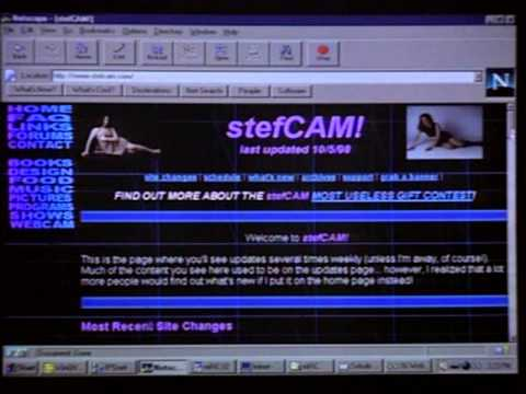 The Computer Chronicles  Internet Video Telephony 1998
