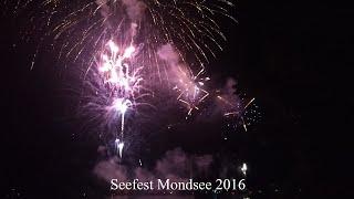 Feuerwerk | Seefest Mondsee 2016