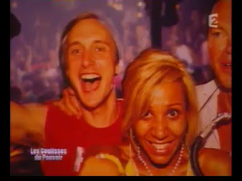 Les Coulisses du Pouvoir - Cathy & David Guetta