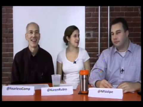 HubSpot TV featuring the Marketing Strategist, Jeff Ogden, the Fearless Competitor