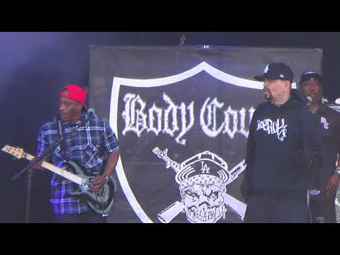 Body Count -Raining Blood live at Download Festival 2018