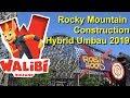 Walibi Holland NEUHEIT 2019 Robin Hood RMC Hybrid Umbau - Rocky Mountain Construction Coaster 2019