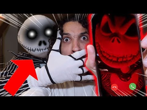 DO NOT CALL JACK SKELLINGTON ON FACETIME AT 3 AM!! (HE CAME FOR ME!!)