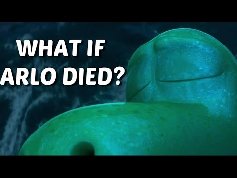 What If The Good Dinosaur Ended Like This | Good Dinosaur Alternate Ending | What If Arlo Died?