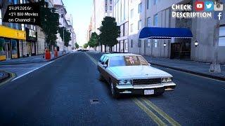 1989 Cevrolet Caprice Wagon GTA IV ENB 2 7K 1440p