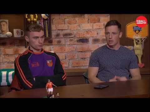 Off The Ball: AM - Pauric Mahony and Anthony Nash talk club exploits, county challenges