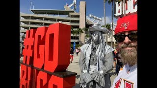 Fire The Cannons! | The Tampa Bay Buccaneers Gameday Experience