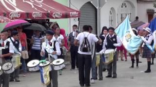 Desfile Primaria 12 Septiembre 2014 Monjas - Jalapa