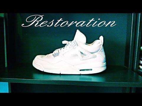 Air Jordan Pure Money 4 Restoration